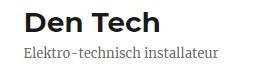 Den Tech Elektro-technisch installateur